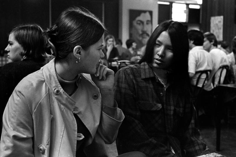 Lisa Rose and Shira Tokuna