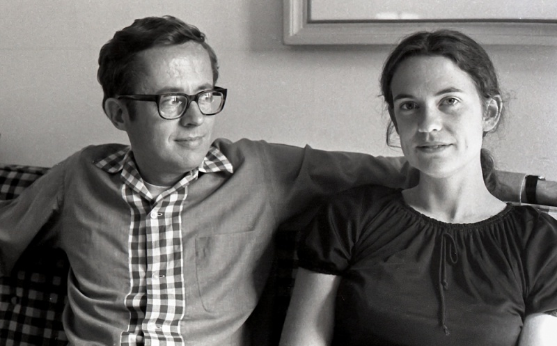 Frank and Jeanie Andrews