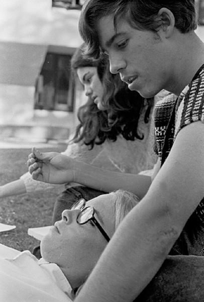 Judy Flynn and John Prendergast