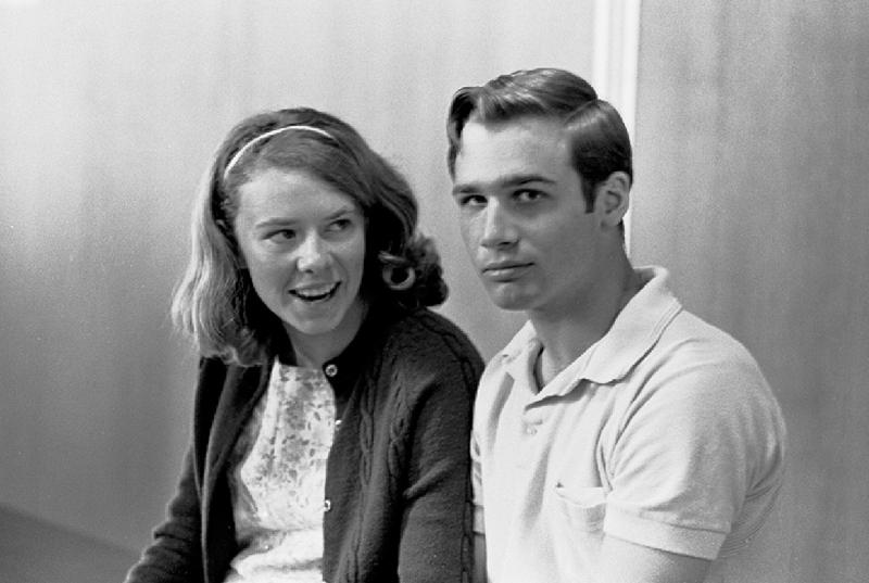 Nell and Jack Aiello