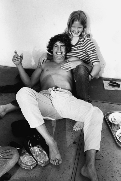 Cary Gepner and Lynn