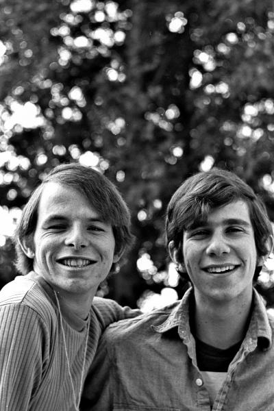 Jim Lapsley and Jim Crane