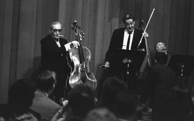 Founding of the Crown Chamber Players