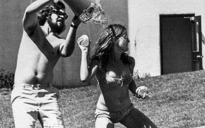 The Great Water Balloon Fight of 1969