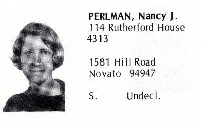 Hanson, Nancy (Crown '71)