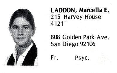 Laddon, Marcella (Crown '72)