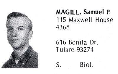 Magill, Sam (Crown '71)