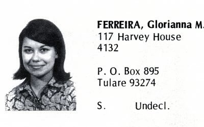 Ferreira, Glorianna (Crown '71)