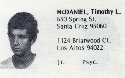 Remembering Tim McDaniel